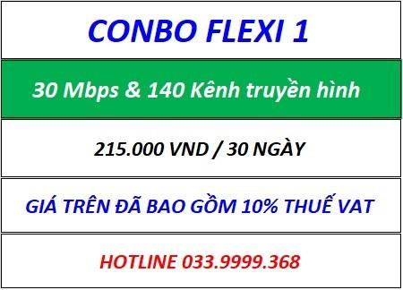Combo Flexi 1