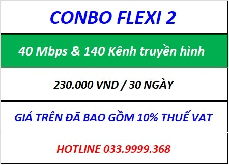 Combo Flexi 2