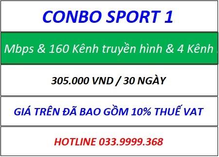 Combo Sport 1