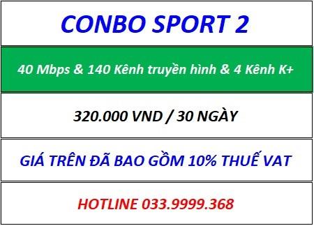 Combo Sport 2