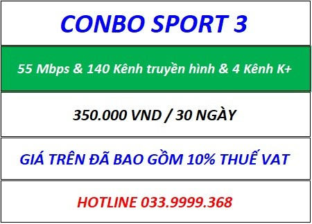 Combo Sport 3