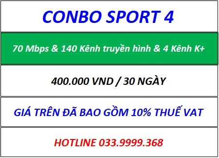 Combo Sport 4