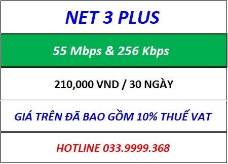 Net 3 Plus