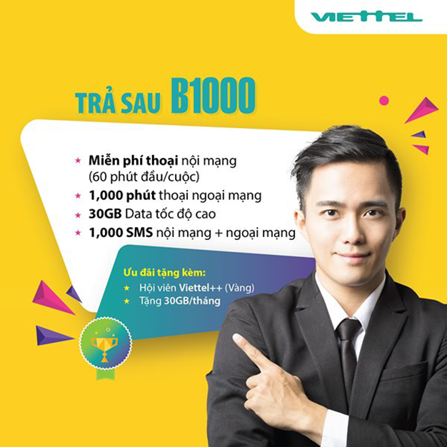 B1000 Viettel Bien Hoa 2020