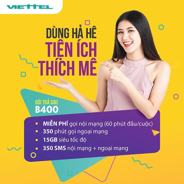 B400 Viettel Bien Hoa 2020