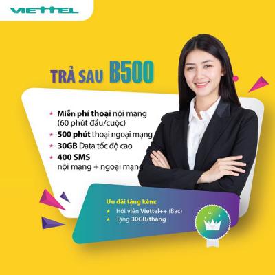 B500 Viettel Bien Hoa 2020