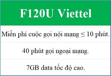 F120u Viettel Bien Hoa
