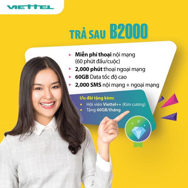 B2000 Viettel Bien Hoa 2020