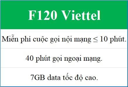 F120 Viettel Bien Hoa