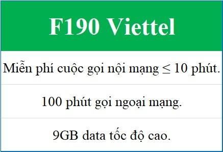 F190 Viettel Bien Hoa