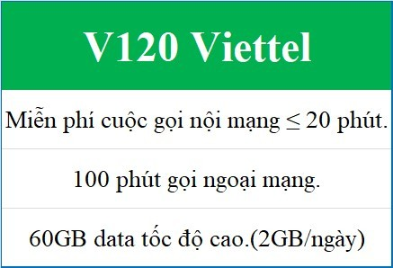 V120 Viettel Bien Hoa