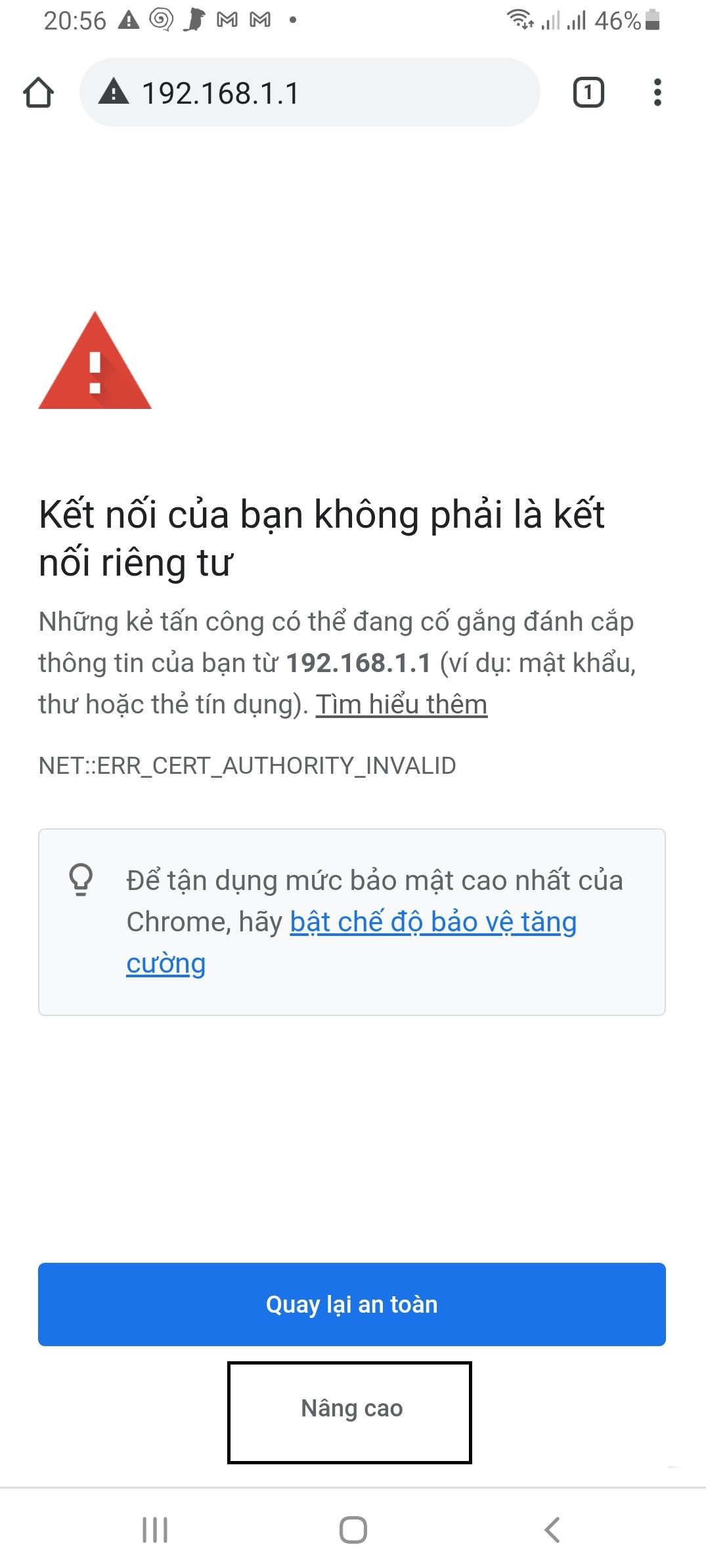 Dang Nhap 192.168.1.1