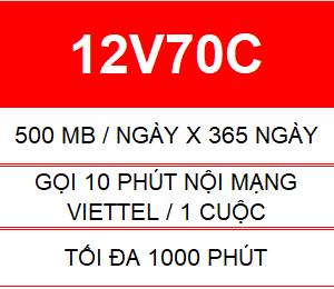 12v70c Viettel