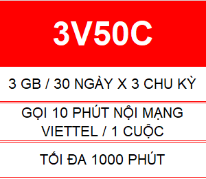 3v50c Viettel