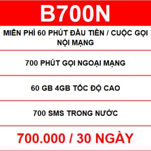 B700n