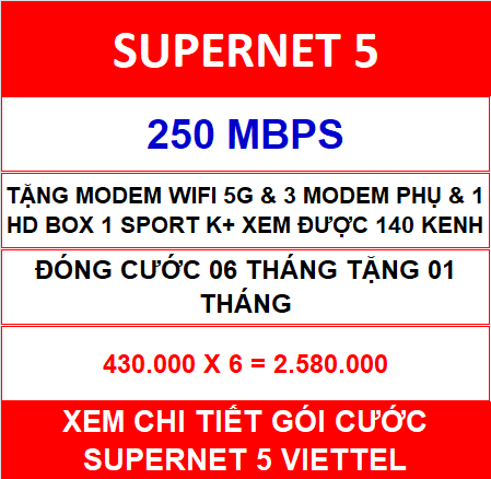 Combo Supernet 5 06 Th