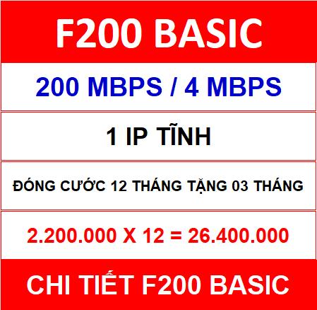 F200 Basic 12 Th
