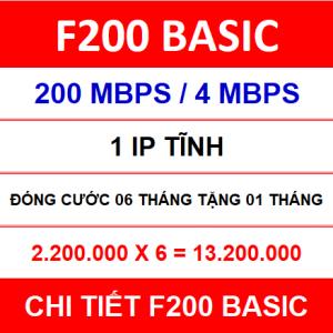 F200 Basic 6 Th
