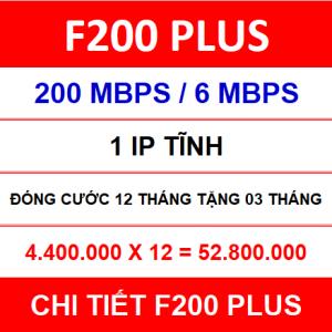 F200 Plus 12 Th