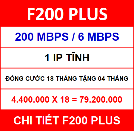 F200 Plus 18 Th