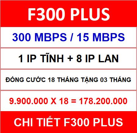 F300 Plus 18 Th