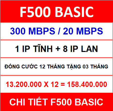 F500 Basic 12 Th