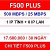 F500 Plus