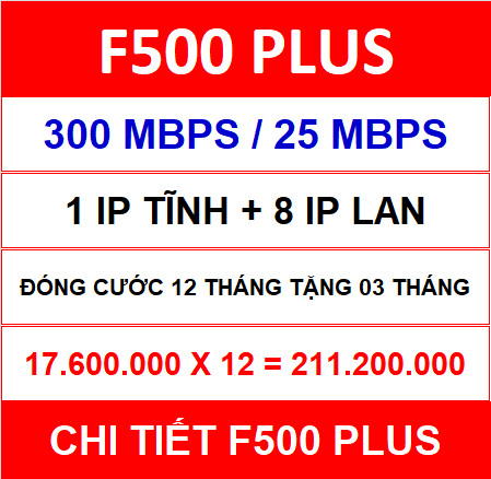F500 Plus 12 Th