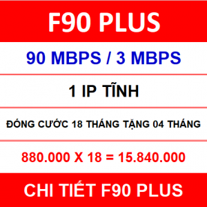 F90 Plus 18 Th