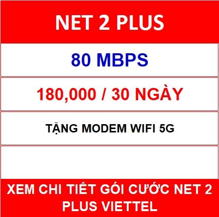 GÓi CƯỚc Net 2 Plus