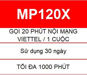 Mp120x Viettel