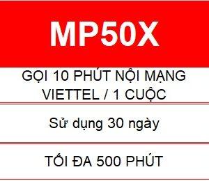 Mp50x Viettel