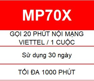 Mp70x Viettel