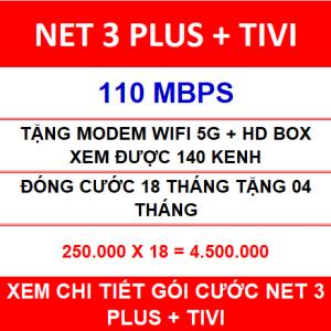 Combo Net 3 18 Th