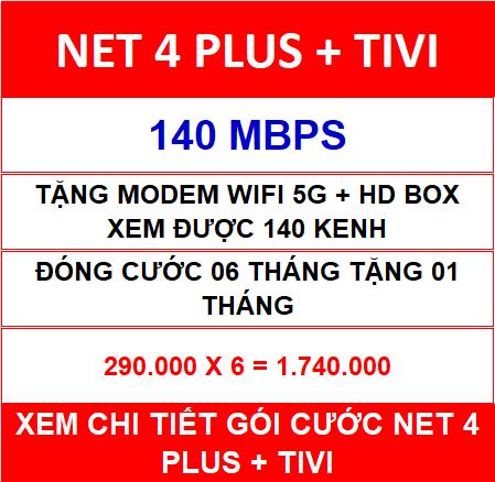 Combo Net 4 Viettel 06 Th
