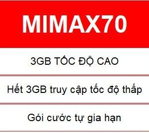 Mimax70 Viettel