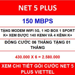 Net 5 Plus Viettel 06 Th