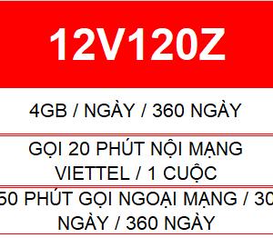 12v120z Viettel