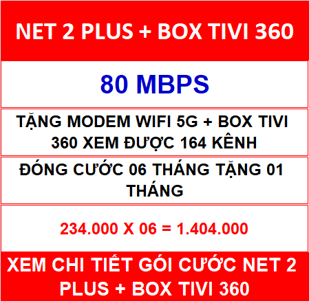 Net 2 Plus Box Tivi 360 06 Th