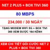 Net 2 Plus Box Tivi 360