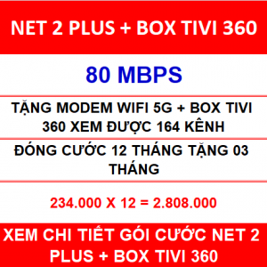 Net 2 Plus Box Tivi 360 12 Th