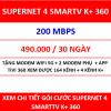 Supernet 4 Smarttv K+ 360