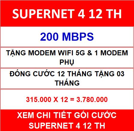 Supernet 4 Viettel 1 Home Wifi 12 Th