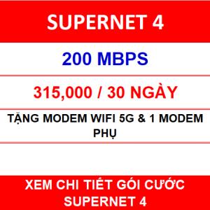 Supernet 4 Viettel 1 Home Wifi
