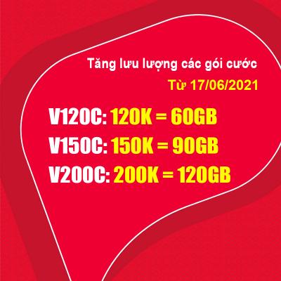 Tu 17 06 2021 Viettel Tang Luu Luong V120c V150c V200c